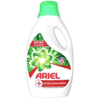 ARIEL Extra Clean Power Tekutý prací prostriedok 1,295 l 35 Praní