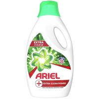 ARIEL Extra Clean Power Tekutý prací prostriedok 2,31 l 42 Praní