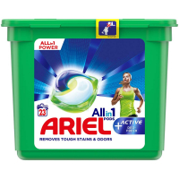 ARIEL Allin1 Active Deo-Fresh Kapsuly na pranie 23 PD