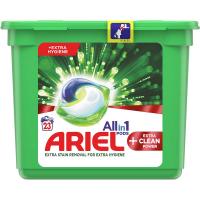 ARIEL Allin1 Extra Clean Power Kapsuly na pranie 23 PD