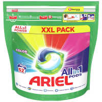 ARIEL Allin1 Pods Color Kapsuly na pranie 52 PD