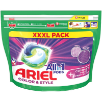 ARIEL Allin1 Color & Style + Complete Fiber Protection Kapsuly na pranie 60 PD