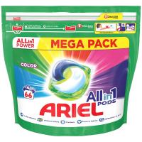 ARIEL Allin1 Pods Color Kapsuly na pranie 66 PD
