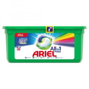 ARIEL kapsule Allin1 Pods Touch Of Lenor Fresh 26 PD