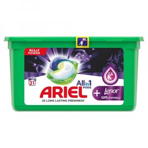 ARIEL kapsule Allin1 Pods + Unstoppables 31 PD