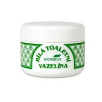 AROMATICA Biela toaletná vazelína s vitamínom E 500 ml