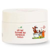 AROMATICA Detské šľahané BIO bambucké maslo 200 ml