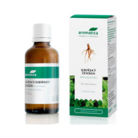 AROMATICA Eleuterokok bylinné kvapky 50 ml