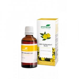 AROMATICA Pupalkový olej s vitamínom E 50 ml