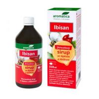 AROMATICA Ibisan skorocelový sirup so šípkami a ibistanem 210 ml