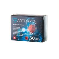 ARTEVIR D3 kapsule 30 ks
