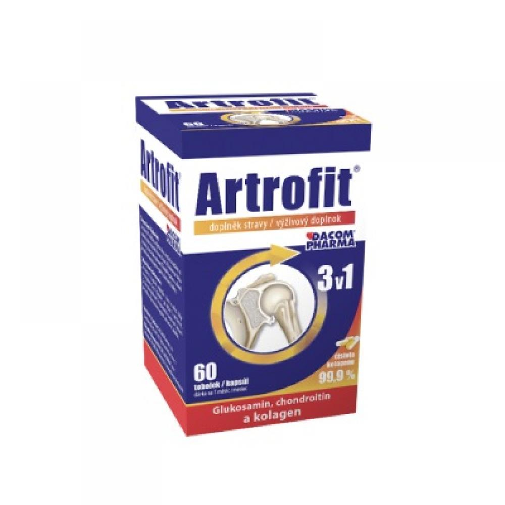 DACOM PHARMA Artrofit 3v1 60 kapsúl