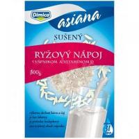 ASP Ryžový nápoj s Ca + Vitamín D 350 g