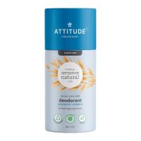 ATTITUDE Prírodný tuhý dezodorant Super leaves Bez sódy a bez vône 85 g