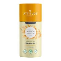 ATTITUDE Prírodný tuhý dezodorant Super leaves Bez sódy s arganovým olejom 85 g
