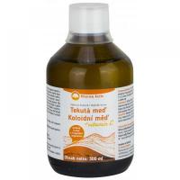 PHARMA ACTIV Koloidná meď + vitamín C 300 ml
