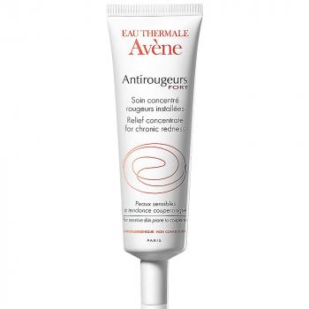 AVENE Antirougeurs Fort - Koncentrát na lokalizované začervenanie pokožky 30 ml