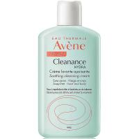 AVÉNE Cleanance Hydra Upokojujúci umývací krém 200 ml