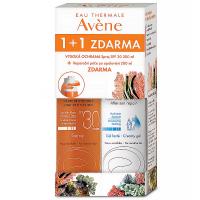 AVÈNE Sprej SPF30 200 ml + Reparačná starostlivosť po opaľovaní 200 ml
