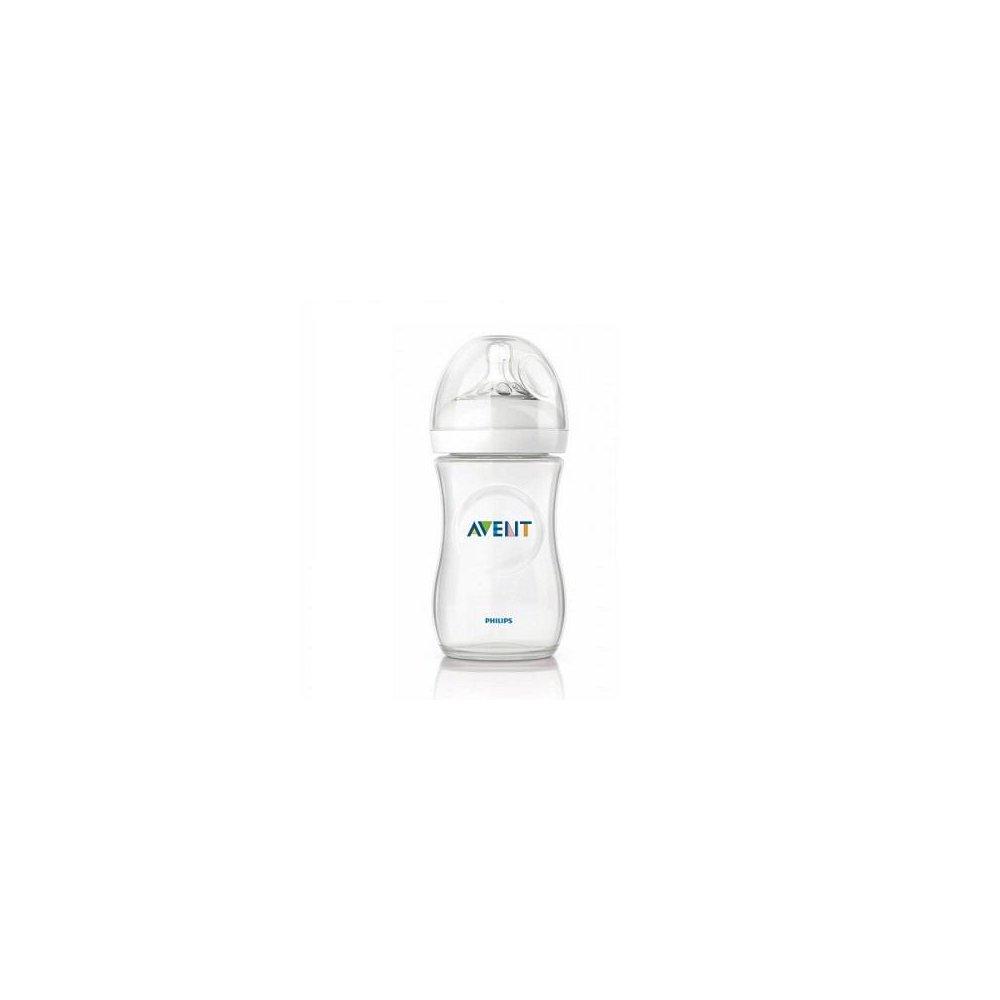 PHILIPS AVENT Fľaša Natural 260 ml 1 ks