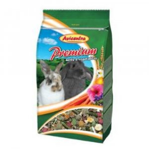 AVICENTRA Premium králik 850 g