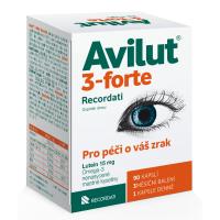 AVILUT 3-forte Recordati 90 kapsúl