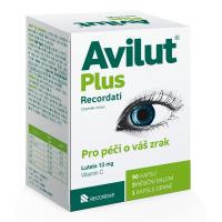 AVILUT Plus recordati 90 kapsúl