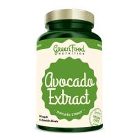GREENFOOD NUTRITION Avocado extract 90 kapsúl
