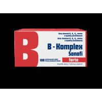 SANOFI B-komplex forte 100 dražé