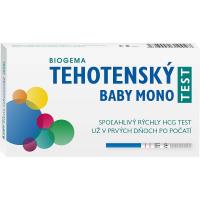 BABY TEST MONO tehotenský test prúžok 1 x 1 ks