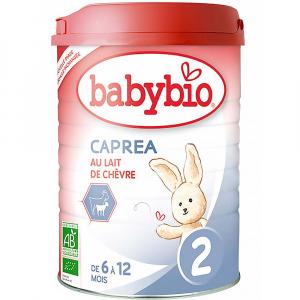 BABYBIO Kozie dojčenské mlieko caprea 2 900 g
