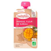 BABYBIO mango bazový kvet 120 g