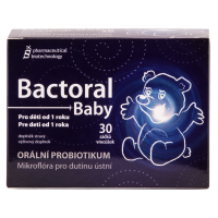 FAVEA Bactoral Baby 30 vreciek