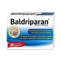 BALDRIPARAN 30 obalených tabliet