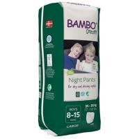 BAMBO Dreamy Night Pants 8 až 15 rokov Boy 35-50 kg 10 ks