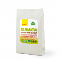WOLFBERRY Banánová plantejnová múka 400 g BIO