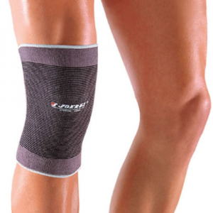 Bandáž kolena - textil - veľkosť L