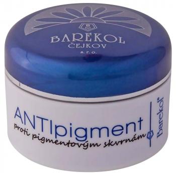 Barekol Antipigment krém obmedzujúci tvorbu pigmentových škvŕn 50 ml