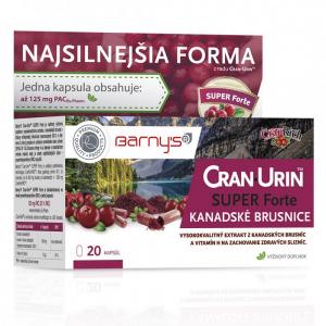 BARNY'S Cran-Urin Super forte 20 kapsúl
