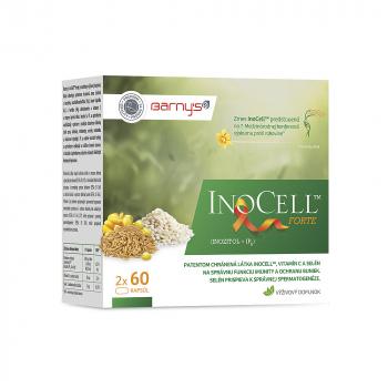 BARNY'S Inocell Forte 2 x 60 kapsúl