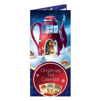 BASILUR Christmas tea calendar 24 druhov čaju