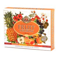 BASILUR Fruit Infusions darčeková kolekcia čajov 60 sáčkov