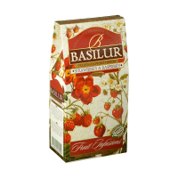 BASILUR Fruit Strawberry & Raspberry 100 g