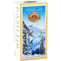 BASILUR Infinite moments Alpine Lake čierny čaj 75 g