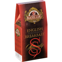 BASILUR Specialty English Breakfast čierny čaj 100 g