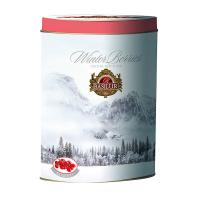 BASILUR Winter Berries Barberries čierny čaj 100 g