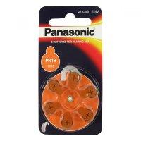 Batérie do načúvacích prístrojov PR - 13L (48) / 6LB Panasonic