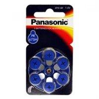 Batérie do načúvacích prístrojov PR-675H (44H) / 6LB Panasonic