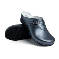 BATZ Lisa dámske šľapky šedé 1 pár, Veľkosť obuvi: 37