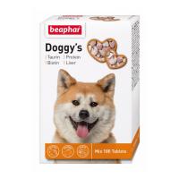BEAPHAR Doggy´s mix Pochúťka pre psov 180 tabliet